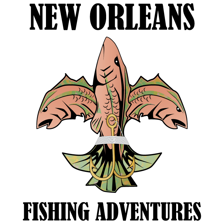 New Orleans Fishing Adventures HEROfarm Marketing, Public Relations, and Design New Orleans
