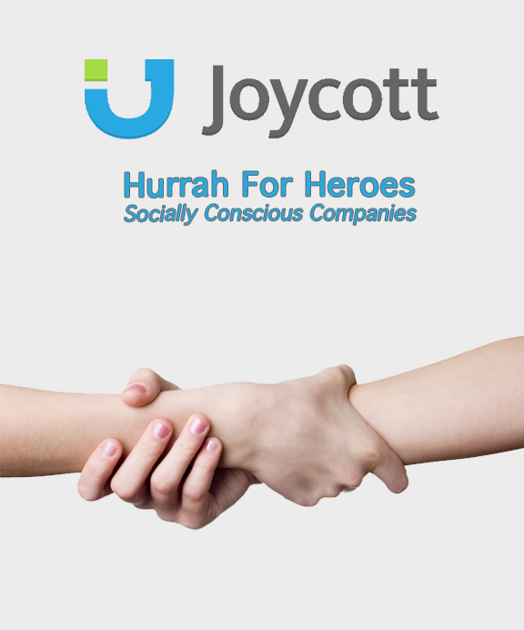 Joycott New Orleans HEROfarm Marketing, Public Relations, and Design - Corporate Social Responsibility