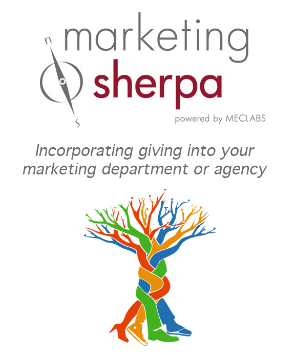 Marketing Sherpa New Orleans HEROfarm Marketing, Public Relations, and Design - Corporate Social Responsibility