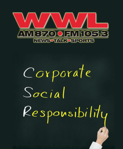 WWL New Orleans HEROfarm Marketing, Public Relations, and Design - Corporate Social Responsibility