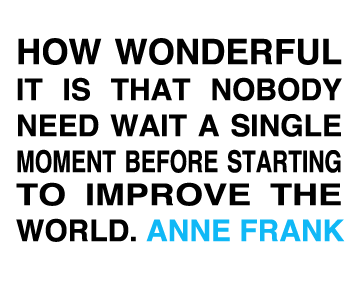 Anne Frank - How Wonderful
