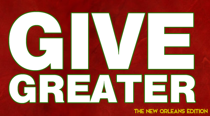 Give Greater by HEROfarm - 6 Alternative Holiday Gifts with Substance, New Orleans Style